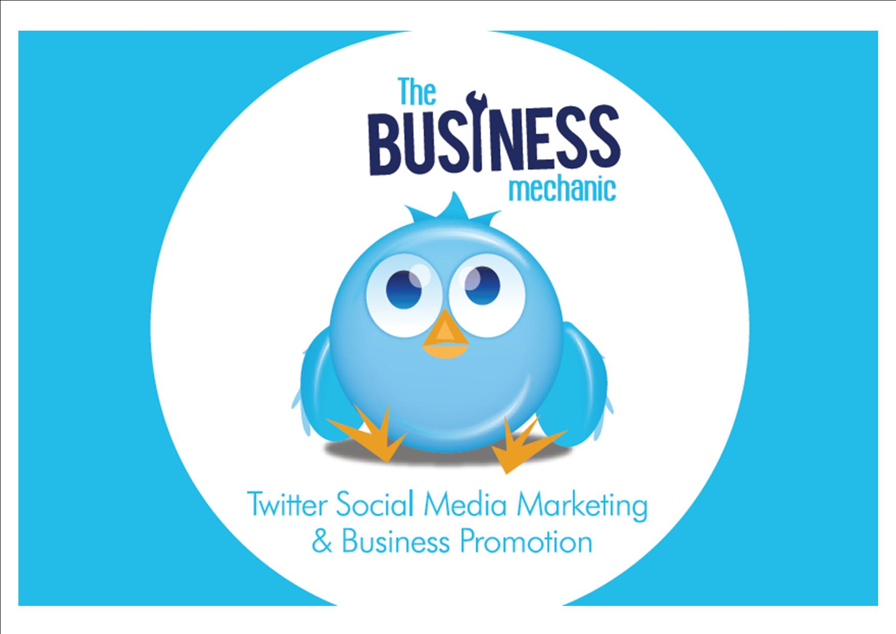Twitter Basics for Businesses | Living Entrepreneurship Blog | All ...